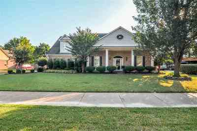 Collierville Single Family Home Contingent: 1786 Northcross