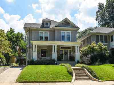 Memphis Single Family Home For Sale: 1615 Carr