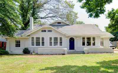 Memphis Single Family Home For Sale: 1825 Foster