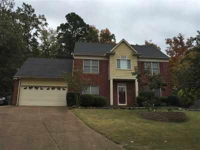 Memphis Single Family Home For Sale: 8542 Essex Court