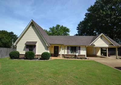 Collierville Single Family Home For Sale: 378 Fletcher