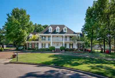Germantown TN Single Family Home For Sale: $1,385,000