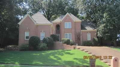 Memphis Single Family Home For Sale: 1751 Wood Mills