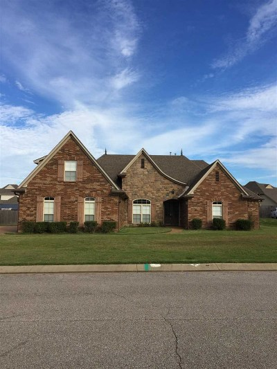 Somerville Single Family Home For Sale: 25 Misty River