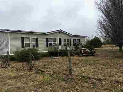 Hickory Valley Single Family Home For Sale: 5405 Van Buren