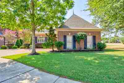 Collierville Single Family Home Contingent: 11325 Ole Bob