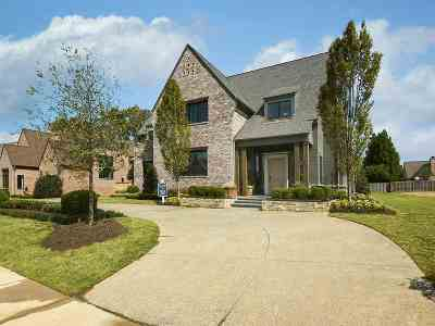 Germantown TN Single Family Home For Sale: $1,387,000