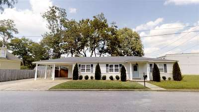 Rossville Single Family Home For Sale: 25 Front