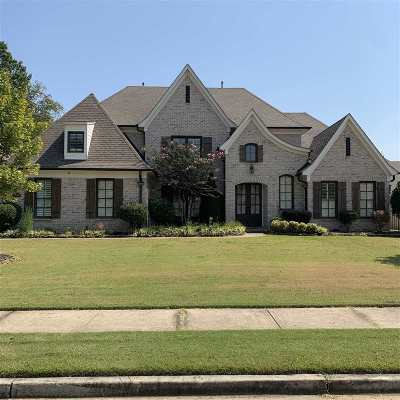 Collierville Single Family Home For Sale: 1808 Amber Grove