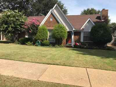 Collierville Single Family Home For Sale: 400 Little Oak