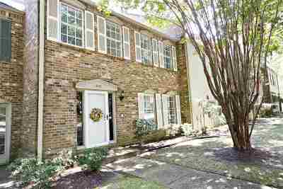 Germantown TN Single Family Home For Sale: $249,000