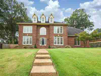Germantown Single Family Home For Sale: 9457 Plantation Way