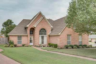 Bartlett Single Family Home Contingent: 7702 Shadow Brook