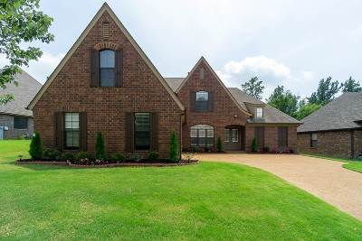 Bartlett Single Family Home For Sale: 8311 Windersville