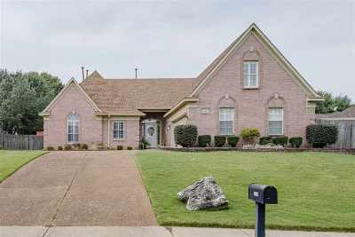 Bartlett Single Family Home For Sale: 5051 Wolfchase Farms