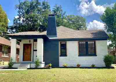 Single Family Home For Sale: 796 N McNeil