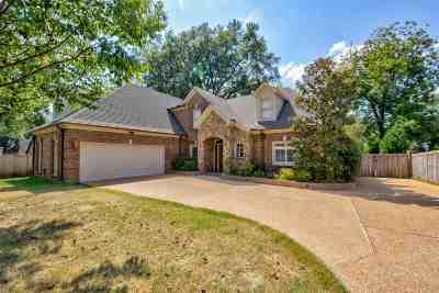 Memphis Single Family Home For Sale: 105 N Highland