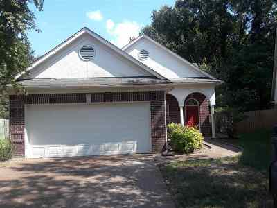 Memphis Single Family Home For Sale: 7509 Dalwhinnie