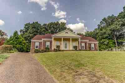 Memphis Single Family Home For Sale: 8865 N Aylesbury