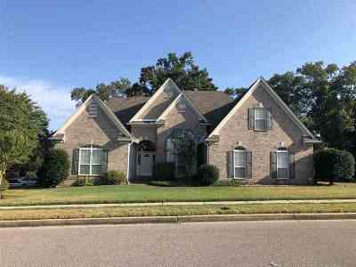 Lakeland Single Family Home For Sale: 9392 Lake Bridge