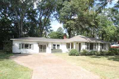 Memphis TN Single Family Home For Sale: $399,000
