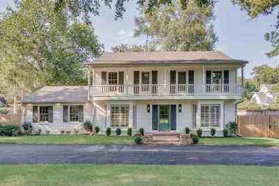 Memphis TN Single Family Home For Sale: $695,000