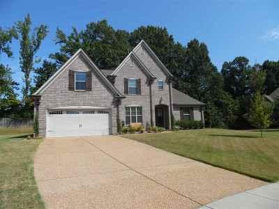 Bartlett Single Family Home For Sale: 4396 Fiske Ridge