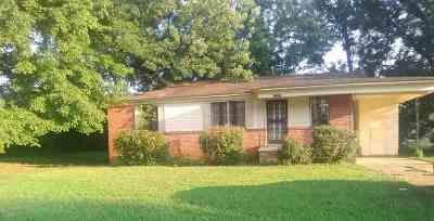 Memphis Single Family Home For Sale: 293 Pickett
