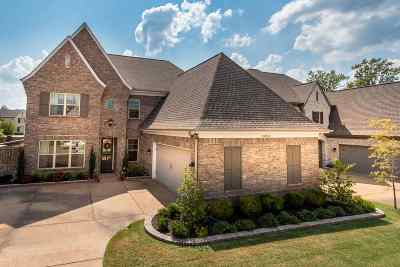 Collierville Single Family Home For Sale: 10063 Market Cross