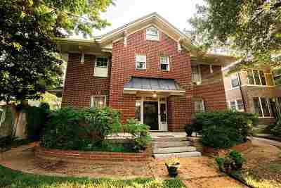 Memphis Single Family Home For Sale: 1605 Peabody