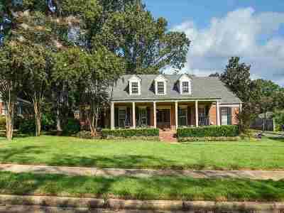 Memphis Single Family Home For Sale: 6766 Post Oak