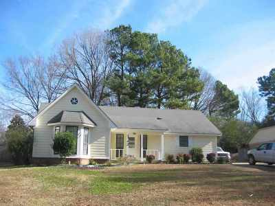 Collierville Rental For Rent: 1122 Greenview