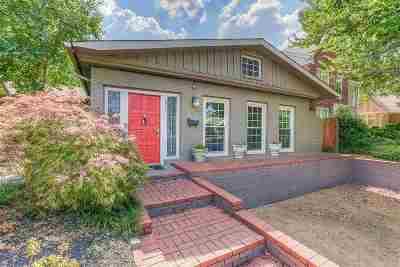Memphis Single Family Home For Sale: 1511 Eastmoreland