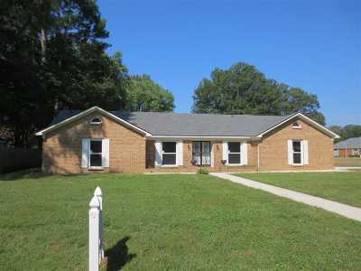 Germantown Single Family Home For Sale: 1485 Stonegate Pass