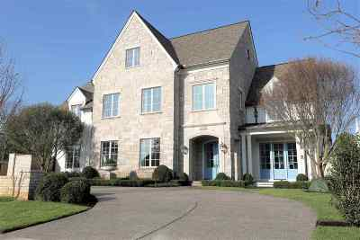 Germantown TN Single Family Home For Sale: $1,575,000