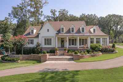 Germantown TN Single Family Home For Sale: $1,395,000