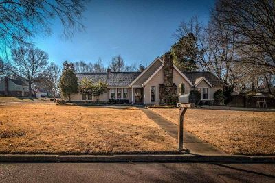 Collierville Rental For Rent: 145 W Harpers Ferry