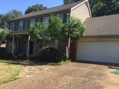 Germantown Single Family Home For Sale: 2040 Woodgate