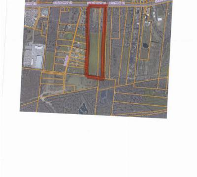 Memphis Residential Lots & Land For Sale: 19821 Hwy 64 Road