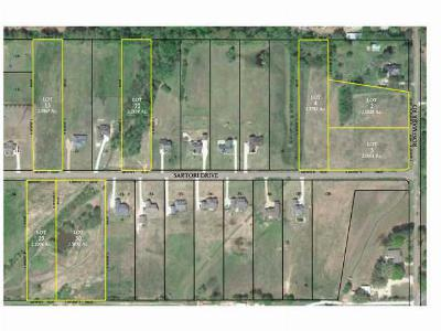 Millington Residential Lots & Land For Sale: 8557 Sartori