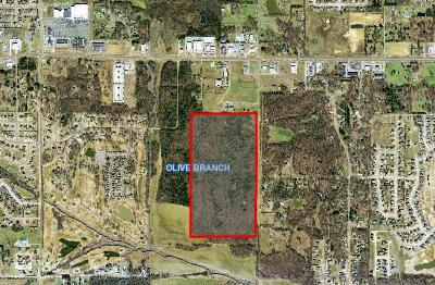 Olive Branch Residential Lots & Land For Sale: Davidson