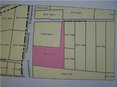 Residential Lots & Land For Sale: Germantown/Mphs Arl