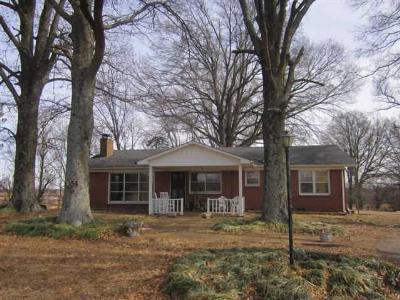 Halls Single Family Home For Sale: 1354 Poplar Grove