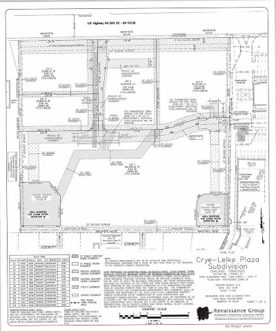Residential Lots & Land For Sale: 6610 Hwy 64 #lot 1