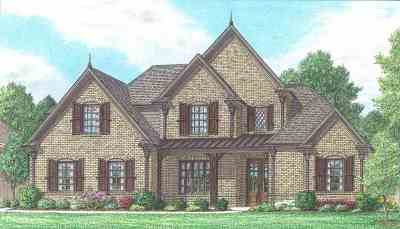 Olive Branch Single Family Home For Sale: 6635 Shenandoah