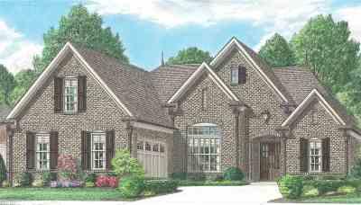 Nesbit Single Family Home For Sale: 1816 Ashton
