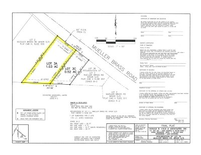 Covington Residential Lots & Land For Sale: Mueller Brass