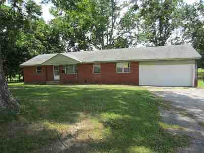 Millington Single Family Home For Sale: 9370 Us 51