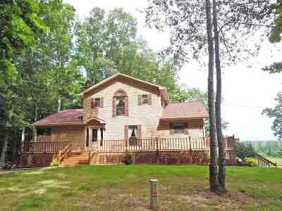 Morris Chapel Single Family Home For Sale: 360 Chalk Bluff