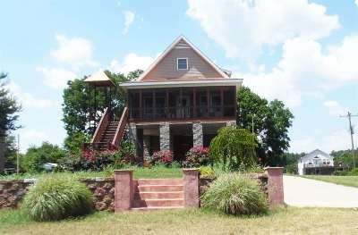 Savannah Single Family Home For Sale: 110 Alec